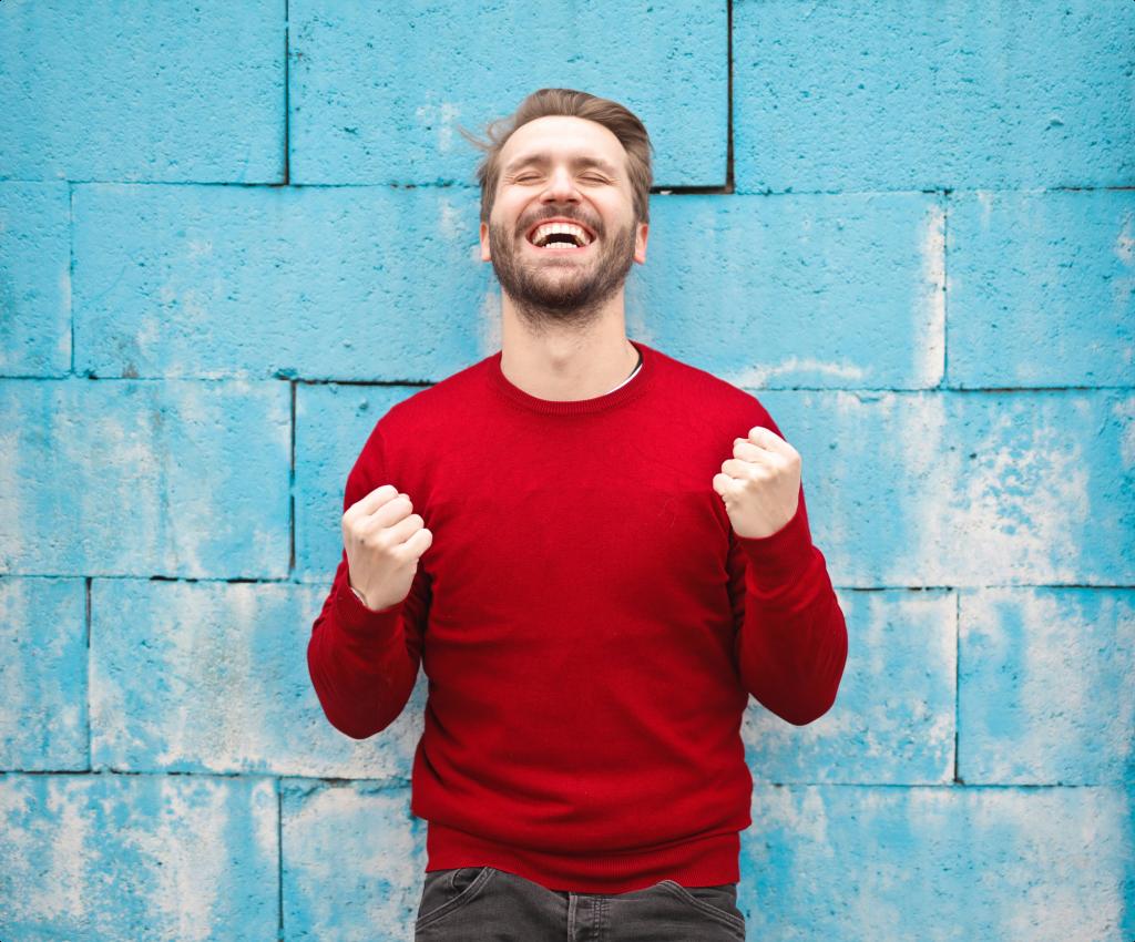 Tassie Home Loans - happy man